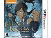The Legend of Korra: A New Era Begins Nintendo 3DS
