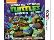 Teenage Mutant Ninja Turtles: Danger of the Ooze Nintendo 3DS