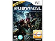 Pre-owned Cabela's Survival: Shadows of Katmai  Wii
