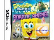 PRE-OWNED Spongebob Plankton's Robotic Revenge DS