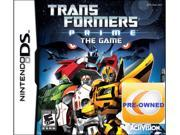 Pre-owned Transformers Prime: The Game  DS