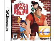 PRE-OWNED Wreck-it Ralph  DS