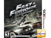 Pre-owned Fast & Furious Showdown 3DS