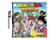Dragon Ball Z: Origins Nintendo DS Game