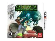 Centipede: Infestation Nintendo 3DS Game