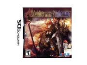 Knights in the Nightmare Nintendo DS Game