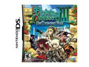Etrian Odyssey III: Drowned City Nintendo DS Game