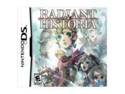 Radiant Historia w/ Music CD Nintendo DS Game