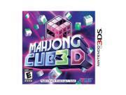 Mahjong CUB3D Nintendo 3DS Game