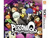 Persona Q: Shadow of the Labyrinth: Standard Edition 3DS