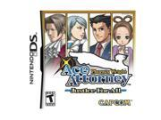 Phoenix Wright: Justice for All game