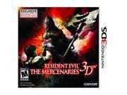 Resident Evil Mercenaries Nintendo 3DS Game