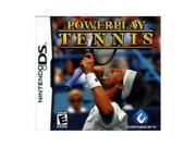 Power Play Tennis Nintendo DS Game