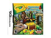 Crayola Treasure Adventures Nintendo Ds Game Crave Entertainment Picture