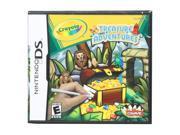 Crayola Treasure Adventures Nintendo DS Game