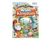 My Sims Kingdom Wii Game