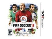 Fifa Soccer 12 Nintendo 3DS Game