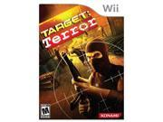 Target Terror Wii Game