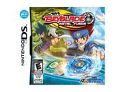 Beyblade: Metal Fusion Nintendo DS Game