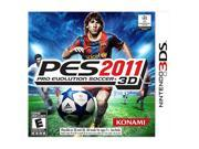 Pro Evolution Soccer 2011 3DS Nintendo 3DS Game