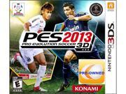 Pre-owned Pro Evolution Soccer 2013 3DS