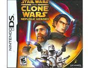 Star Wars: Clone Wars Republic Heroes Nintendo DS Game