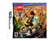 Lego Indiana Jones 2: Adventure Continues Nintendo DS Game LUCASARTS