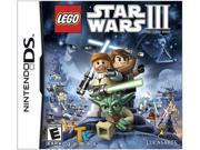 LEGO Star Wars III: The Clone Wars Nintendo DS Game