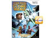 Pre-owned Star Wars Clone Wars Lightsaber  Wii