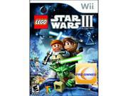 PRE-OWNED LEGO Star Wars III: The Clone Wars  Wii
