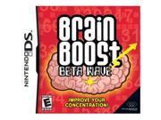 Brain Boost: Beta Wave Nintendo DS Game