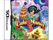 Cake Mania 3 Nintendo DS Game
