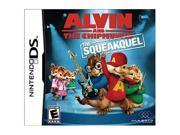 Alvin and the Chipmunks: The Squeakquel Nintendo DS Game