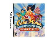 Cake Mania Main Street Nintendo DS Game MAJESCO