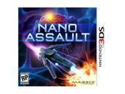 Nano Assault 3D Nintendo 3DS