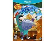Phineas & Ferb Quest for Cool Stuff Wii U Game