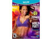 Zumba Fitness: World Party Wii U Game