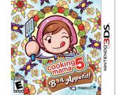 Cooking Mama 5: Bon Appetit! 3DS