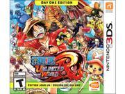 One Piece: Unlimited World Red Day One Edition 3DS