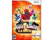 Pre-owned Power Rangers Samurai Wii