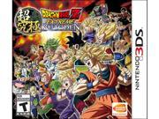 Dragonball Z: Extreme Butoden - Nintendo 3DS