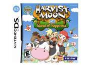 Harvest Moon: Island of Happiness Nintendo DS Game