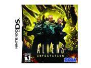 Aliens: Infestation Nintendo DS Game