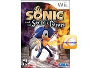 PRE-OWNED Sonic and the Secret Rings Wii