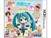 Hatsune Miku: Project Mirai DX 3DS