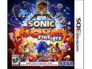 Sonic Boom Fire & Ice Nintendo 3DS