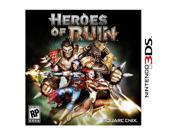 Heroes of Ruin Nintendo 3DS Game
