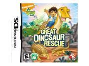 Go Diego Go: Great Dinosaur Rescue Nintendo DS Game