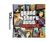 Grand Theft Auto: Chinatown Wars Nintendo DS Game