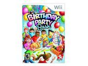Birthday Party Bash Wii Game
